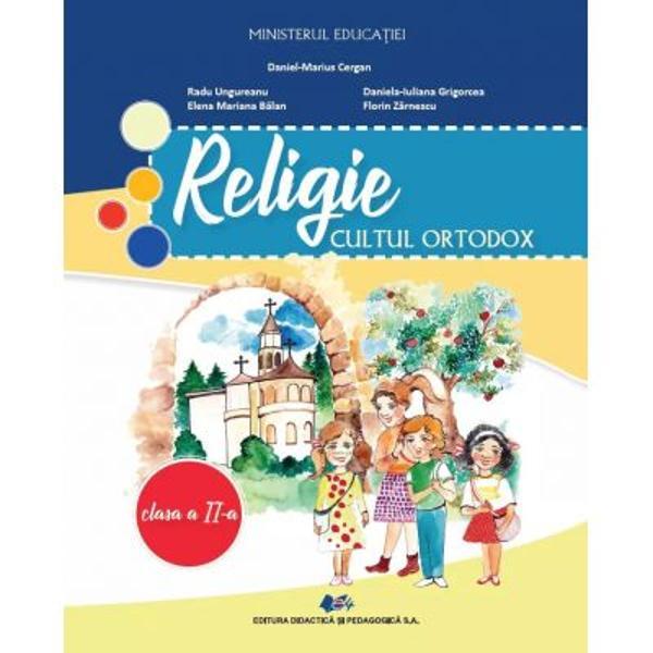 Manual religie clasa a II a
