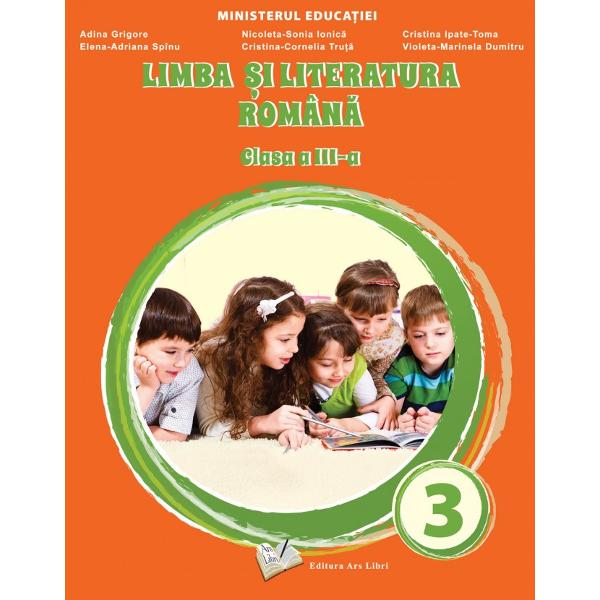 Manual limba si literatura romana clasa a III a