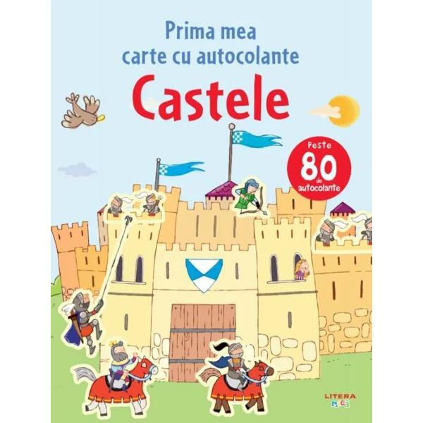 În aceast&259; c&259;rticic&259; distractiv&259; vei g&259;si o mul&539;ime de cavaleri regi &537;i domni&539;e Folose&537;te autocolantele din carte pentru a aduce la via&539;&259; fiecare peisaj