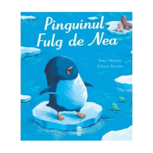 In Antarctica inghetata un pinguin curios se hotaraste sa exploreze intinderea de apa gheata si zapada In calatoria sa intalneste doua balene albastre o familie de lei-de-mare si un grup intreg de pesti rapitori Curand insa incepe sa-i fie dor de propria familie si isi da seama ca uneori sa te intorci acasa e cea mai grozava aventura din lumePovestita in versuri cu o muzica aparte aceasta