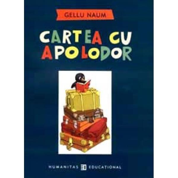 Cartea cu Apolodor performanta stilistica intr-unul dintre genurile cele mai dificile poezia pentru copii se adreseaza de fapt tuturor varstelor si a cucerit publicul inca de la inceput Aventurile pinguinului calator care au aparut in 1959 intr-un volum ilustrat de Jules Perahim au fost reeditate in 1963 apoi in 1975 cu desenele lui Dan Stanciu Ultima editie a fost tiparita cu titlul schimbat si cu un text prescurtat in 1988