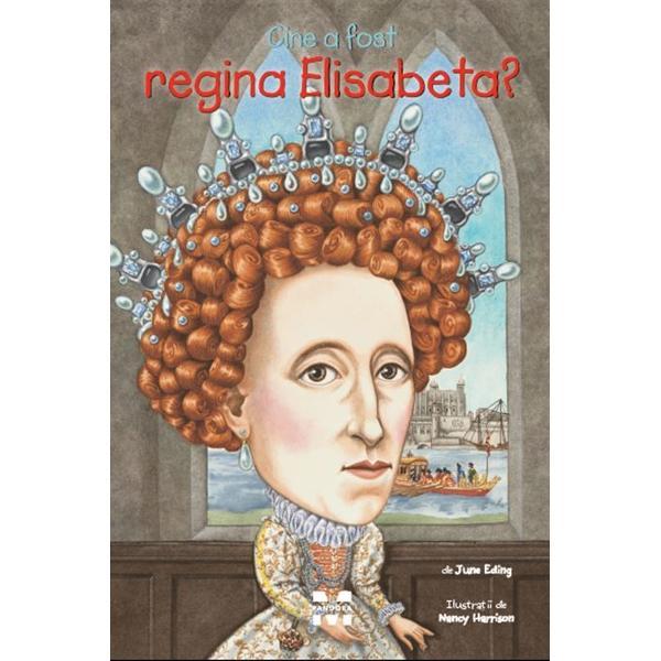 """O adolescenta intemnitata in infricosatorul Turn al Londrei    O admiratoare a lui William Shakespeare    O conducatoare iubita cunoscuta si ca """"Buna regina Bess""""    Toate cele de mai susAfla mai multe despre adevarata regina Elisabeta din aceasta biografie amuzanta si minunat ilustrata"""