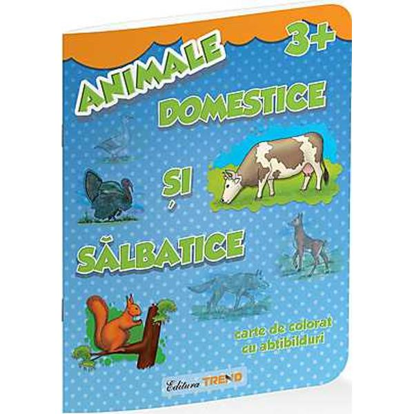 Animale domestice si salbatice 3