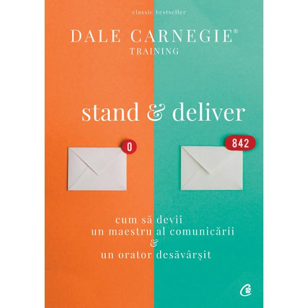 Unul dintre marii vizionari ai literaturii motiva&539;ionale Dale Carnegie  a prev&259;zut cu o incredibil&259; limpezime importan&539;a pe care o va avea &238;n zilele noastre discursul public Sfaturile &537;i strategiile lui sunt adoptate de personalit&259;&539;i ale vie&539;ii publice de directori ai unor mari companii de arti&537;ti &537;i &238;n general de to&539;i cei care vor s&259; se afirme &238;ntr-un domeniu sau altul Dac&259; vrei