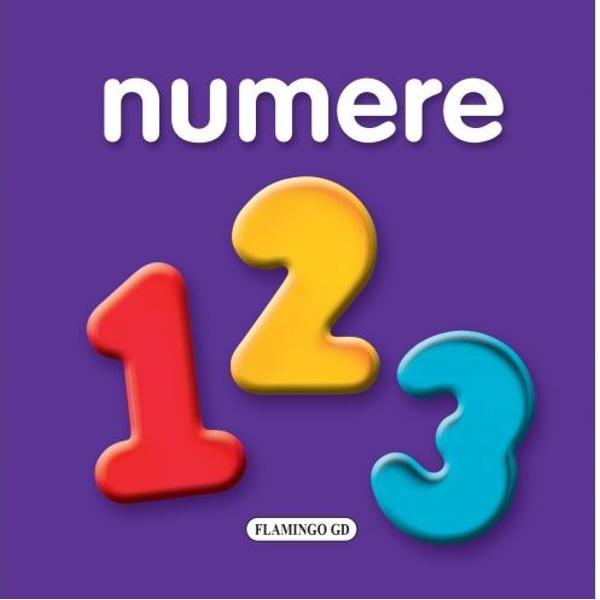 Numere - Cartonata