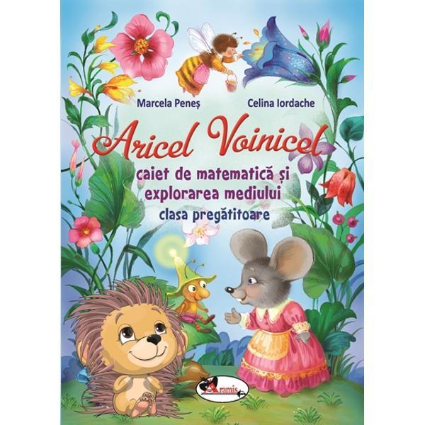 Aricel Voinicel Caiet de matematica si explorarea mediului clasa pregatitoare