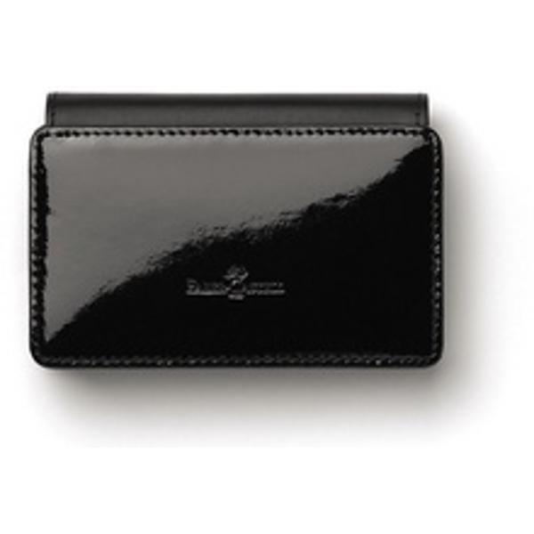 Etui carti de vizita lac negru - Faber-Castell• accesoriu din piele de înalt&259; calitate potrivit pentru instrumentele de scris DESIGN cadoul perfect• form&259; elegant&259; &351;i simpl&259;• practic &351;i rezistent pentru o utilizare îndelungat&259;