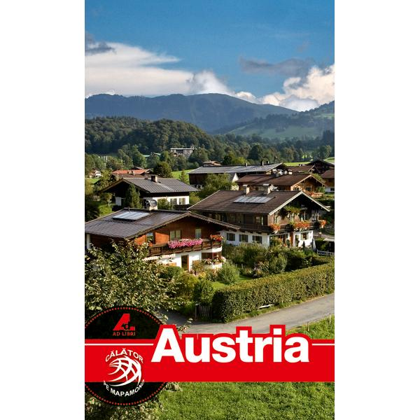 Seria de ghiduri turistice Calator pe mapamond este realizata în totalitate de echipa editurii Ad Libri Fotografi profesionisti si redactori cu experienta au gasit cea mai potrivita formula pentru un ghid turistic Austria complet