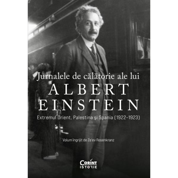 Între octombrie 1922 &537;i martie 1923 Albert Einstein împreun&259; cu so&539;ia lui de la acea vreme Elsa Einstein a f&259;cut o c&259;l&259;torie în Extremul Orient &537;i în Orientul Mijlociu regiuni pe care marele savant nu le mai vizitase înainte Lungul itinerar urmat de acesta a cuprins opriri în Hong Kong &537;i în Singapore dou&259; scurte &537;ederi în China un turneu de prelegeri de &537;ase s&259;pt&259;mâni