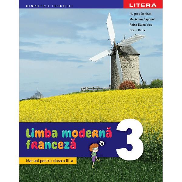 Manual limba franceza clasa a III a