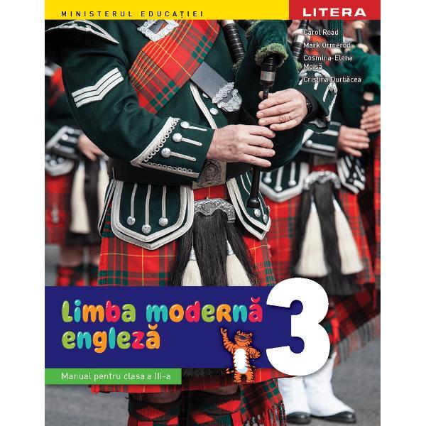 Manual limba engleza clasa a III a