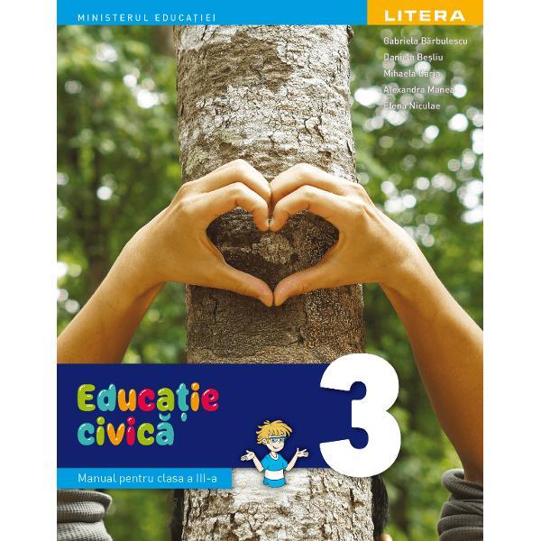 Manual educatie civica clasa a III a