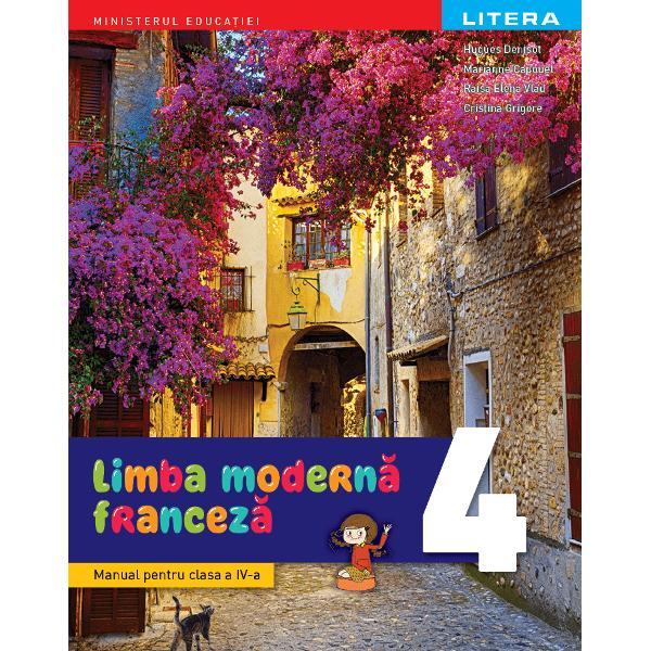 Manual limba moderna franceza clasa a IV-a