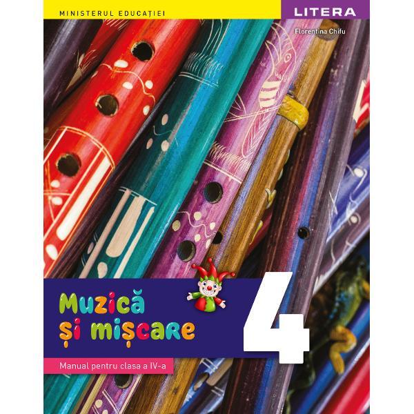 Manual muzica si miscare clasa a IV-a
