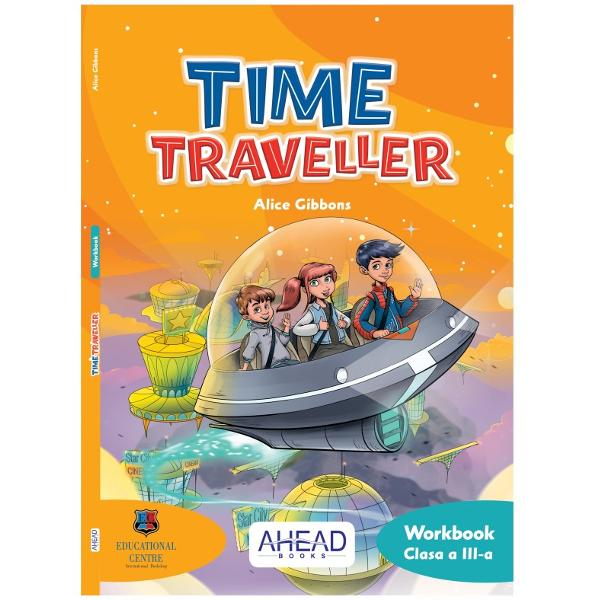 Time Traveller is a primary course for young learners of EnglishWith fun characters engaging tasks and a captivating on-going storyThe series is sure to delight pupils and lay strong foundations for a positive relationship with learning English It is perfect for general use or preparation for the Cambridge English Starters testsp