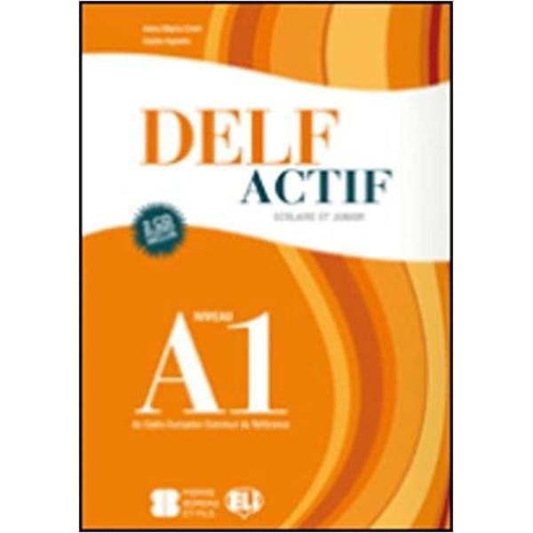 Delf A1 scolaire vol cds