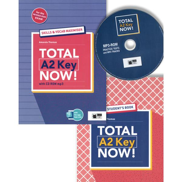 Total A2 key now SB VOC CD