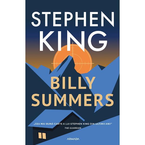 Billy Summers e un lunetist de excep&539;ie un veteran decorat un adev&259;rat Houdini când trebuie s&259; dispar&259; de la locul faptei &536;i în prezent î&537;i câ&537;tig&259; existen&539;a ca asasin pl&259;tit Dar numai dac&259; &539;inta e un individ cu adev&259;rat malefic Mai are un ultim contract &537;i apoi vrea s&259; se retrag&259;CE AR PUTEA S&258; MEARG&258; PROSTTotul probabilAceast&259; carte