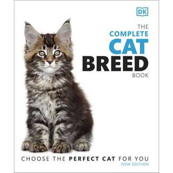From ancient breeds to modern hybrids there are a wide range of domestic cat breeds and it may be tricky to choose the right one This practical illustrated guide will help you explore different cat breeds characteristics personalities and common behavioural problems to ensure a healthy and happy catInside the pages of this guide to cats youll discover- A range of different cat breeds including Bengal Siamese Maine Coon and more- Each