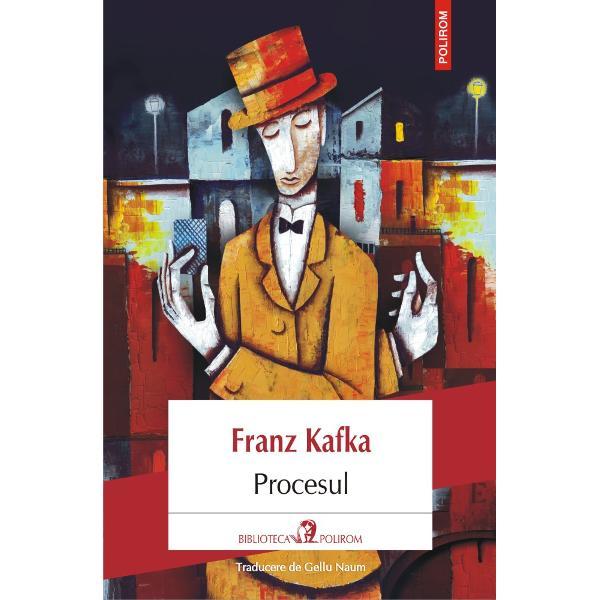 """Procesullui Franz Kafka urm&259;re&351;te istoria stranie &351;i tulbur&259;toare a lui Josef K lucr&259;tor la banc&259; &351;i celibatar care se treze&351;te într-o bun&259; zi """"arestat"""" f&259;r&259; s&259; aib&259; habar de ce este momentul cînd via&355;a lui se schimb&259; ireversibil Va începe un &351;ir de încerc&259;ri disperate de a afla adev&259;rul &351;i de"""