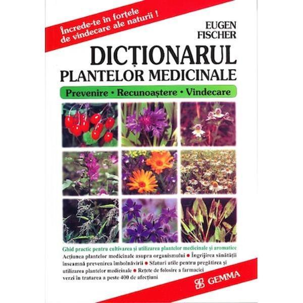 Dictionarul plantelor - Gemma