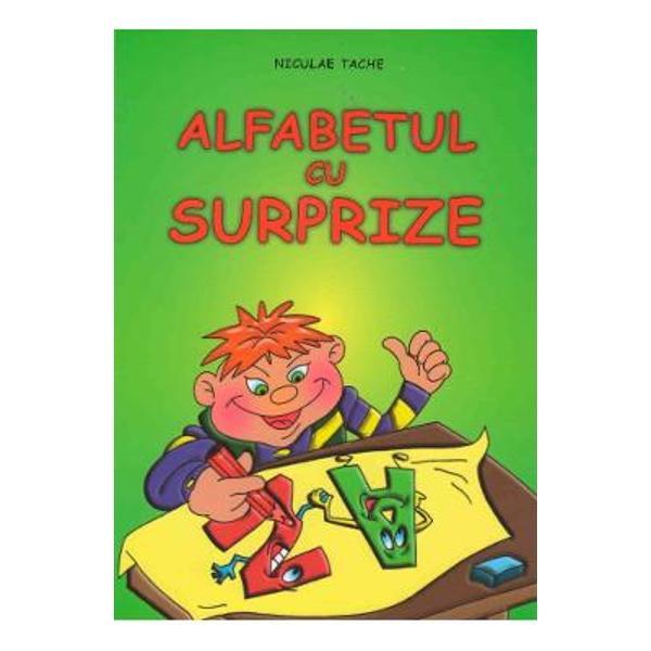 Alfabetul cu surprize