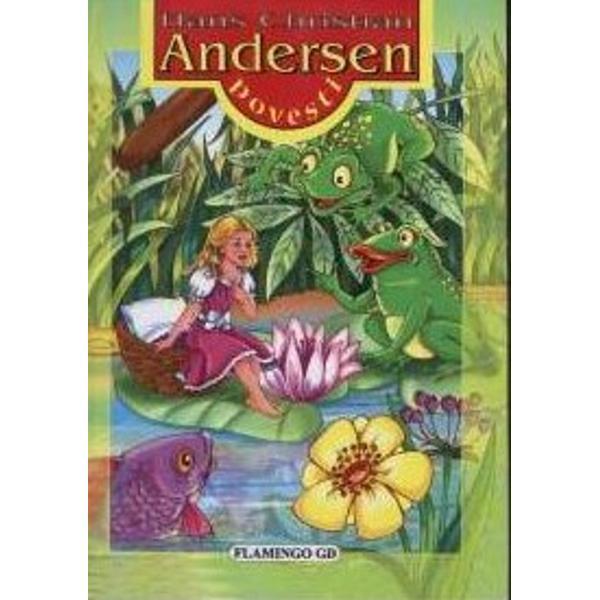 Cartea este o culegere de 48 povesti de Hans Christian Andersen printre care