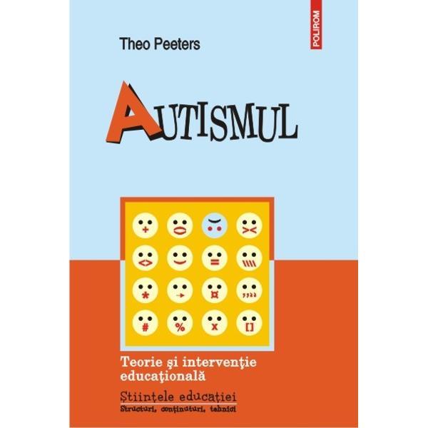 Persoanele care sufera de autism se confrunta cu probleme atunci cind trebuie sa comunice sau sa interactioneze cu ceilalti Deficitele severe de invatare le diminueaza capacitatea de a interpreta si de a intelege mesajele din lumea inconjuratoare – cuvintele gesturile semnele numerele literele sau chiar emotiile si sentimentele Volumul ofera o perspectiva teoretica asupra autismului si numeroase strategii practice de interventie pentru educatie si