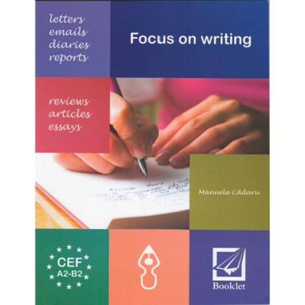 Focus On Writing