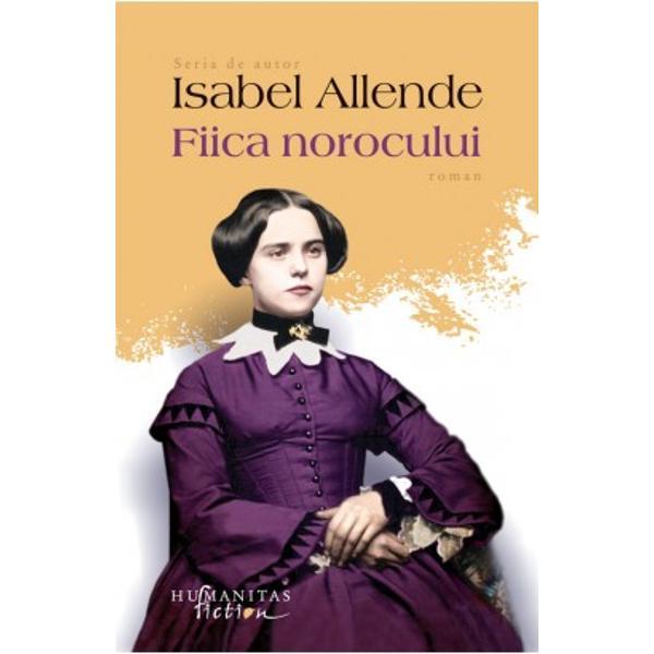 """Isabel Allende 21 de c&259;r&355;i publicate traduceri în peste 35 de limbi; peste 57 de milioane de exemplare vândute; 12 doctorate onorifice; 50 de premii în peste 15 &355;&259;ri; 2 filme de succes f&259;cute dup&259; romanele ei""""În Fiica norocului Allende proiecteaz&259; lumea interioar&259; a unei femei"""