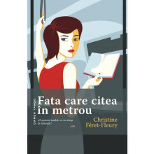 """""""O poveste tandra cu un strop de nebunie""""LireJuliette merge cu metroul din Paris in fiecare zi la aceeasi ora Cea mai mare placere a ei este sa vada ce citesc cei din jur doamna in varsta colectionarul de editii rare studenta la matematica sau fata care plange la pagina 247 Ii priveste pe toti cu tandrete si curiozitate de parca ceea ce citesc pasiunile si diversitatea existentei lor i-ar putea colora si ei viata monotonaDar intr-o zi Juliette hotaraste sa"""
