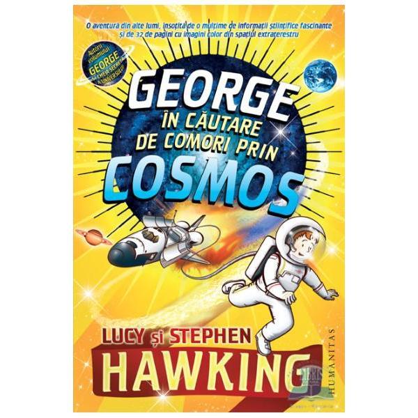 O aventur&259; din alte lumi înso&355;it&259; de o mul&355;ime de informa&355;ii &351;tiin&355;ifice fascinante &351;i de 32 de pagini cu imagini color din spa&355;iul extraterestruVa putea oare George s&259; descifreze misterioasele indicii care l-au atras în cosmos antrenându-l în aceast&259; fantastic&259; vân&259;toare de comoriO poveste de aventuri fermec&259;toare &351;i plin&259; de suspans&350;i