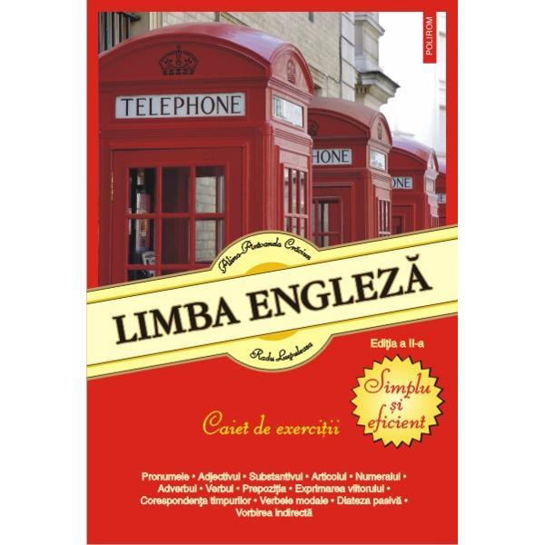 Limba engleza Simplu si eficient Caiet de exercitii