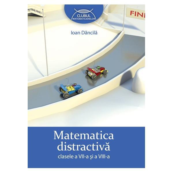 Matemativa distractiva VII-VIII