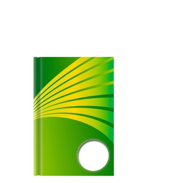 Carnetel cartonat A6 velinFormat 11x155 cmContine 192 pagini