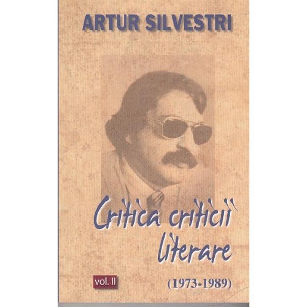 Asocia&355;ia Rom&226;n&259; pentru Patrimoniu &351;i D-na Mariana Br&259;escu au comemorat literar &238;mplinirea a 5 ani de la trista plecare de l&226;ng&259; noi a lui Artur Silvestri prin editarea unui nou volum din critica sa  literar&259; scris&259; &238;n perioada 193-1989 &351;i lansarea acestuia la T&226;rgul Interna&355;ionl de carte GAUDEAMUS Bucure&351;ti s&226;mb&259;t&259; 23 noiembrie 2013 ora 1300Printre cei prezen&355;i la eveniment &238;n mare parte