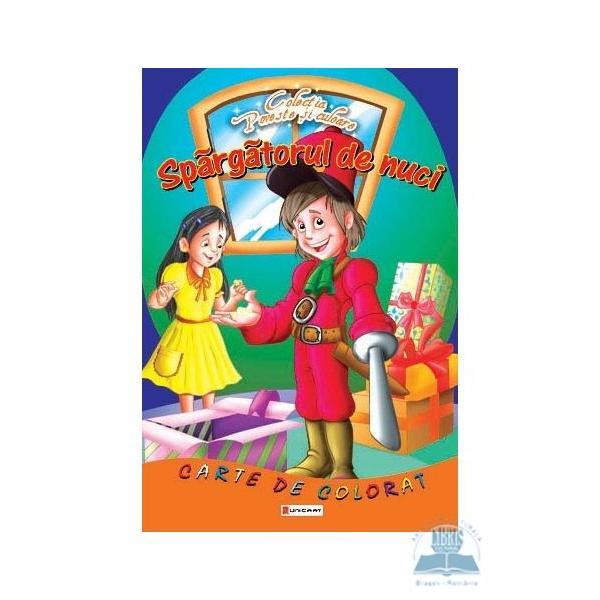 Spargatorul de nuci -Poveste si culoare