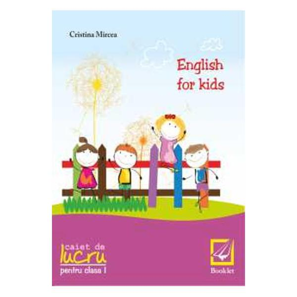 English For Kids - clasa I