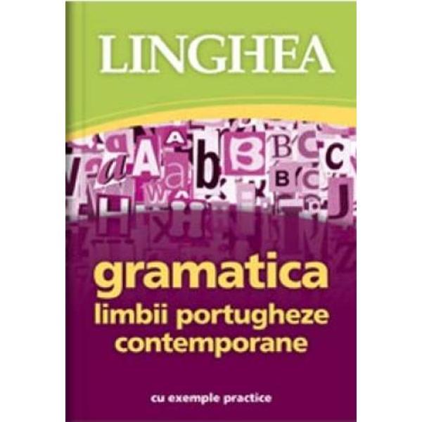 Noua gramatica a limbii portugheze contemporane are un continut cu adevarat unic Scopul acesteia este de a familiariza cititorii cu bazele gramaticii portugheze de a le prezenta teoria lingvistica absolut necesara si termenii de specialitate Cartea se axeaza pe normele europene dar prezinta si diferentele majore dintre portugheza europeana si cea braziliana fie acestea de pronuntie sau gramaticale Ne-am straduit sa explicam fiecare fenomen gramatical simplu prin reguli usor de inteles