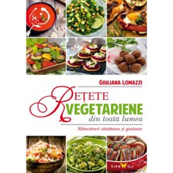 """Tot mai mul&539;i oameni prefer&259; s&259; scoat&259; carnea &537;i pe&537;tele din alimenta&355;ie sau m&259;car s&259; limiteze consumul lor De altfel s-a demonstrat deja importan&355;a unei diete vegetariene echilibrate în prevenirea multor boli începând cu cele cardiovasculare &537;i cu tumorile Mul&539;i nu &537;tiu îns&259; c&259; buc&259;t&259;ria """"verde"""" este foarte gustoas&259;"""
