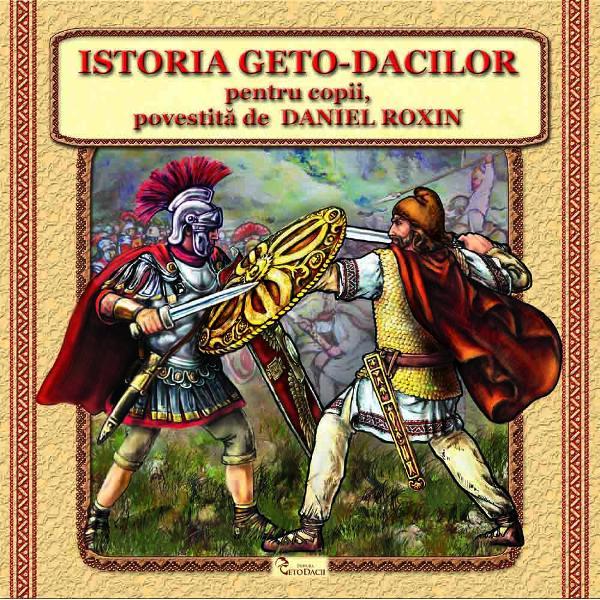 În 80 de pagini inspirat ilustrate cartea le spune copiilor într-un mod atractiv povestea celor mai importan&355;i conduc&259;tori ai geto-dacilor al&259;turi de descrierea altor evenimente &351;i fapte extraordinare din istoria str&259;mo&351;ilor no&351;triIstoria Geto-Dacilor pentru copiicon&355;ine 12 capitole dublate de pagini cu referin&355;e