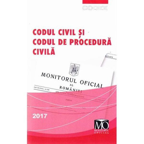 Codul Civil si Codul de Procedura Civila