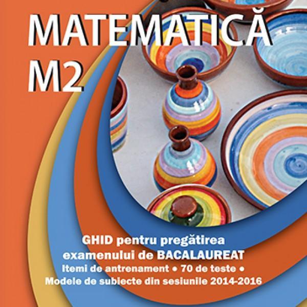 Bac matematica M2