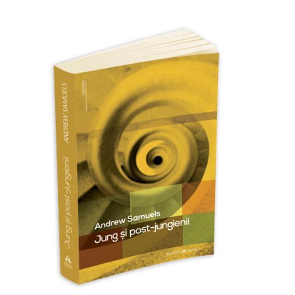 Aceasta carte fundamentalaJung si post-jungieniine creeaza o imagine despre modul in care psihologia analitica s-a dezvoltat dupa moartea lui Jung din 1961 Samuels analizeaza clasifica si compara directiile contemporane ale post-jungianismului folosind ca punct de plecare in demersul sau teoretic principalele contributii clinice aduse de Jung in domeniul psihologiei abisale pe care le abordeaza din punct de vedere teoretic si istoric dar si critic Plecând