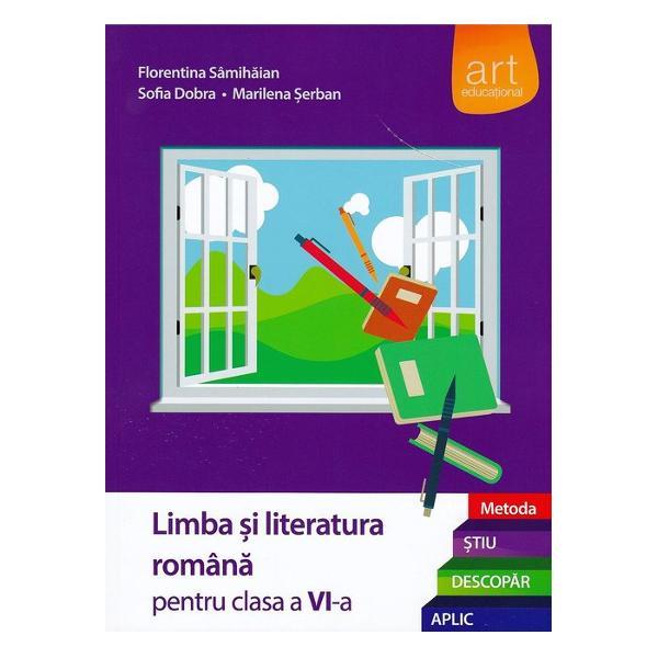 Limba si literatura romana clasa a VI a - culegere