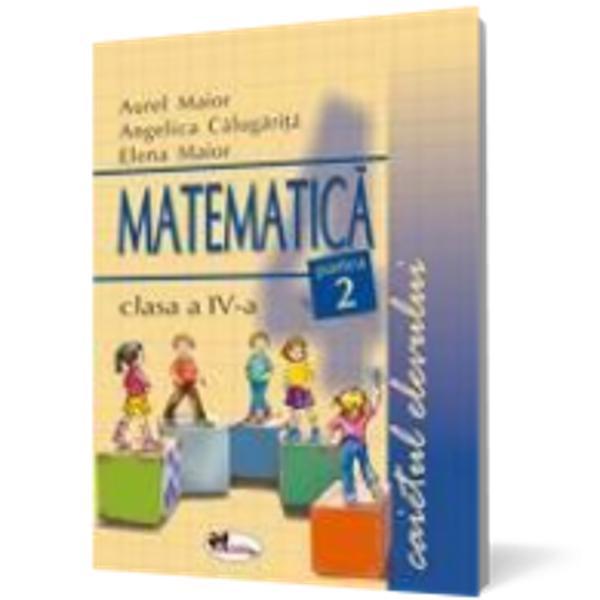 Matematica IV caiet semII Maior