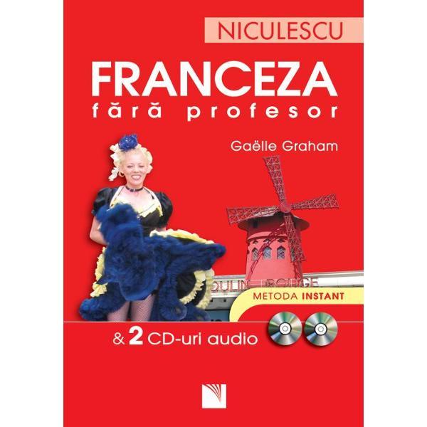 Franceza fara profesor  2CD