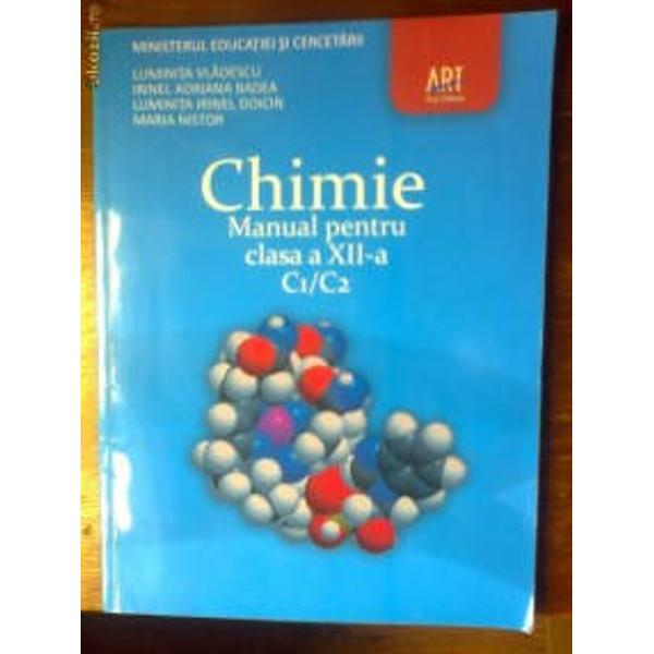 Chimie C1C2 clasa a XII a