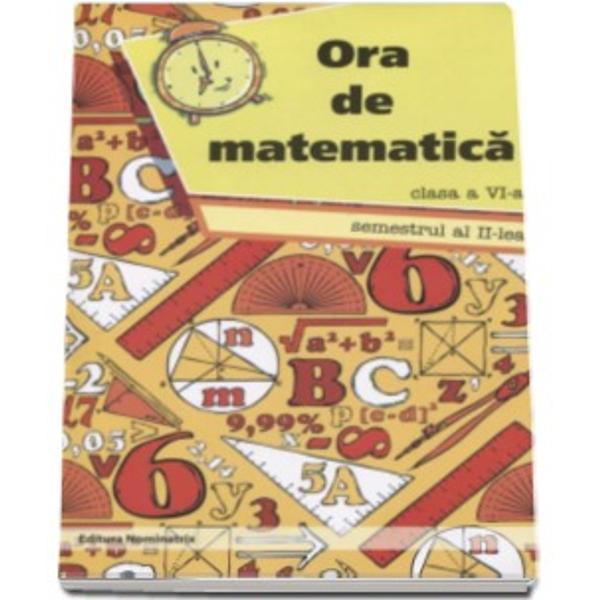Din cuprins AlgebraCapitolul I - Rapoarte si proportiiCapitolul II - Numere intregiGeometriespan