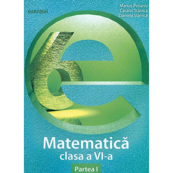 Esential matematica clasa a VIa semestrul I